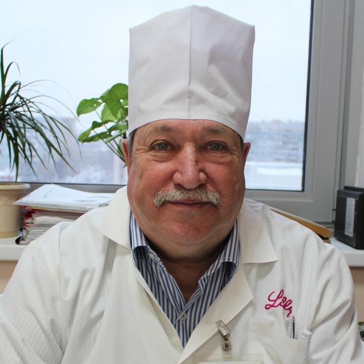 Клюшкин Иван Владимирович